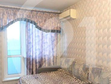 Чистая уютная квартира с видом на лесопарк