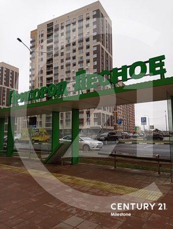 Просторная 1-комн.квартира с ремонтом от застройщика