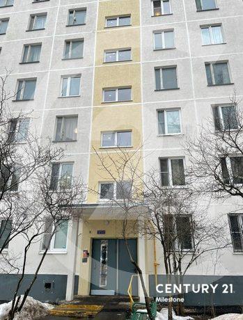 Продаётся 1 комнатная квартира. Общая площадь 33 кв.м.