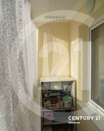 3-комнатная квартира с евроремонтом в современном доме рядом с метро Новокосино