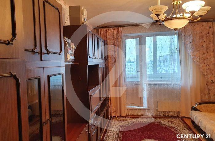 Квартира в престижном западном районе Москвы.