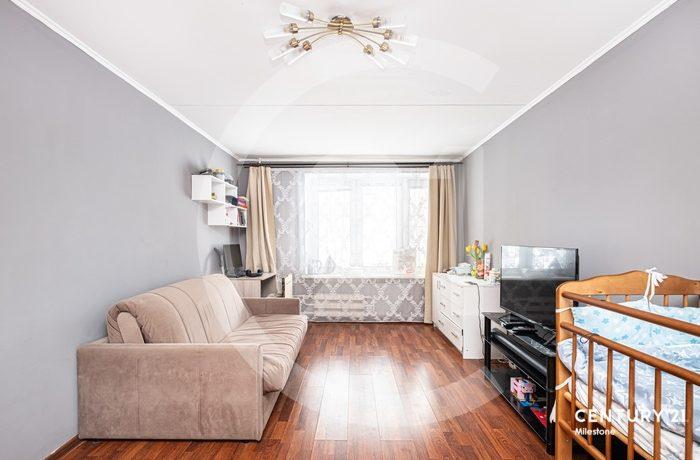 Уютная квартира в тихом районе