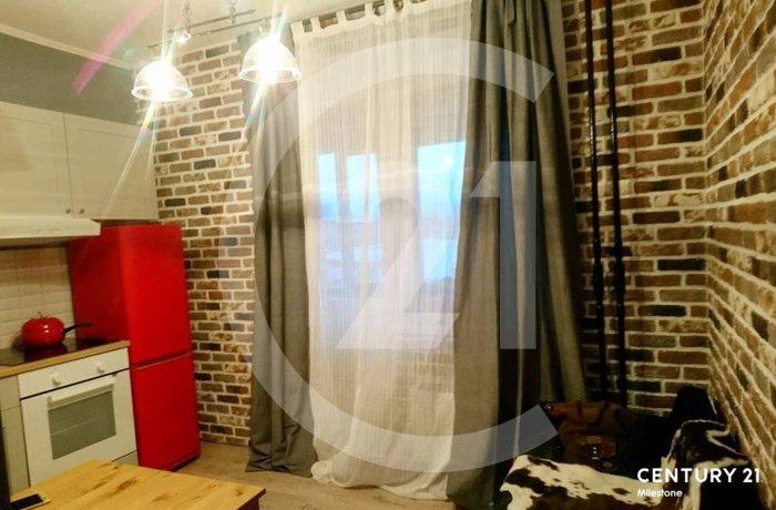 1-комнатная квартира рядом с метро Академическая