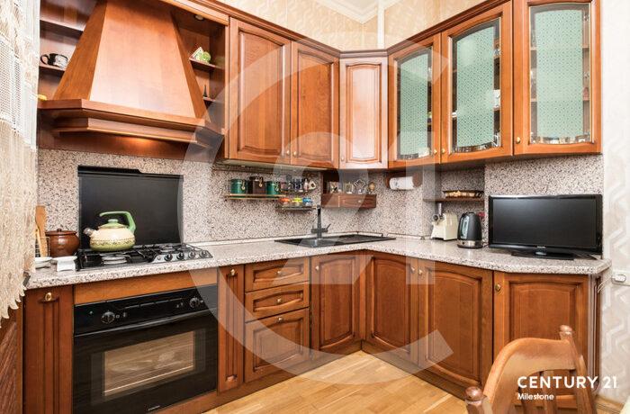 Продается 2-х комн. квартира в центре Москвы