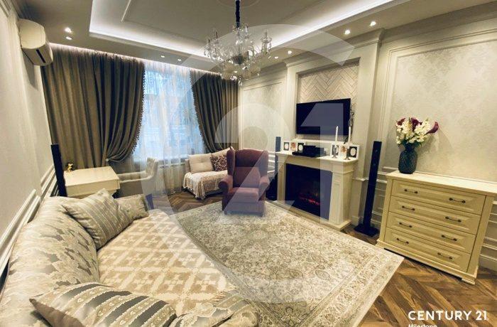 Предлагаем Вашему вниманию двухкомнатную квартиру