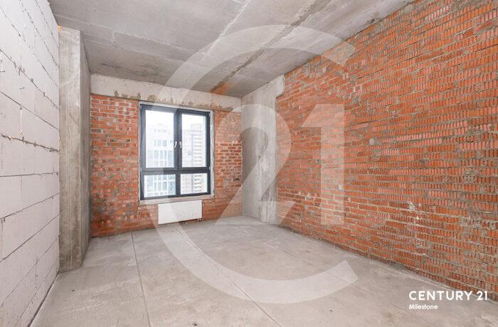 Предлагается квартира с частичной отделкой