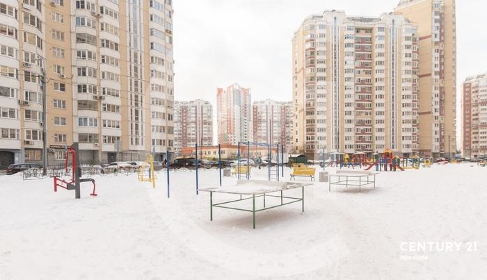 ЖК Бутово Парк. Продаётся видовая 3 комнатная квартира
