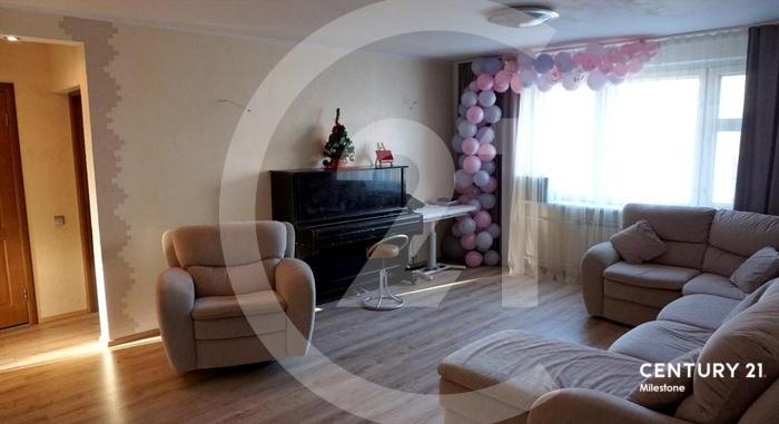 Самое лучшее предложение 3-комнатная квартира