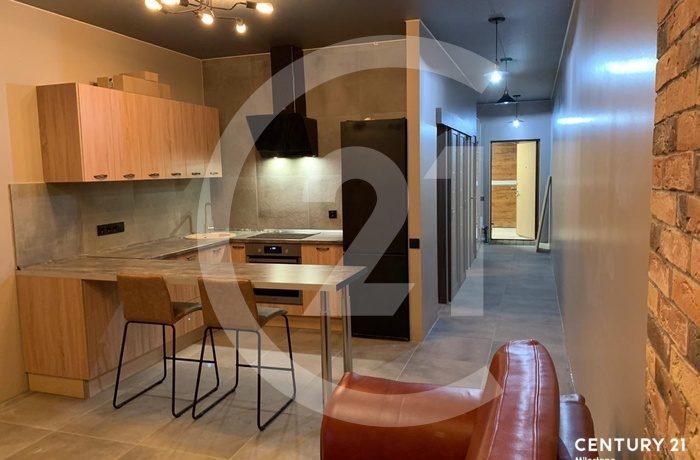 Продаются 1 комнатные апартаменты в стиле лофт