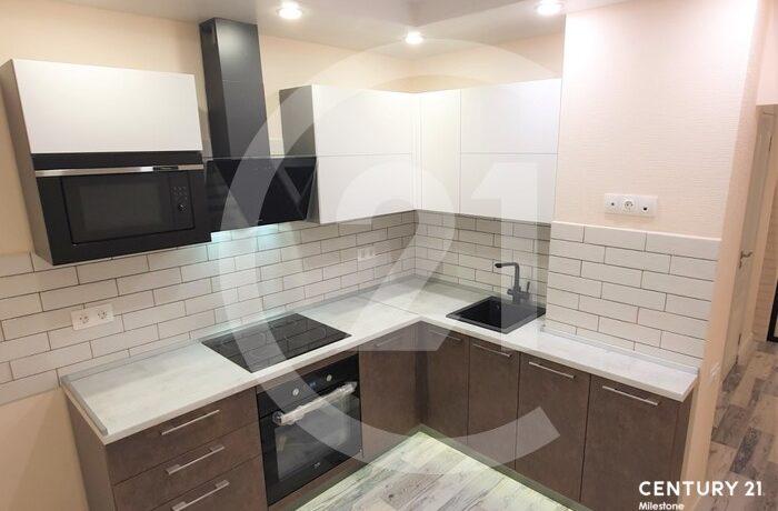 Редкая возможность приобрести квартиру с только что законченным ремонтом.