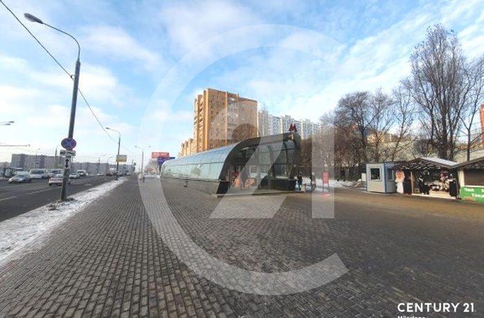 Большая 3-х комнатная квартира в новостройке рядом с метро Новокосино