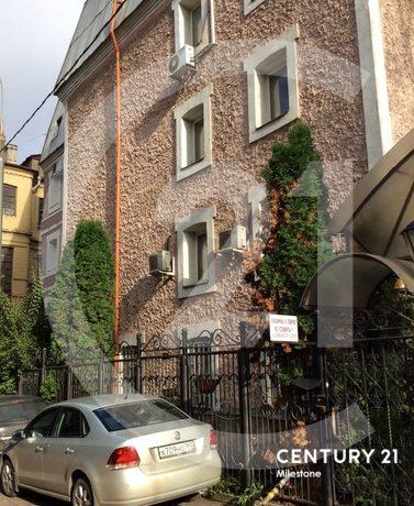 Уникальная квартира в центре Москвы