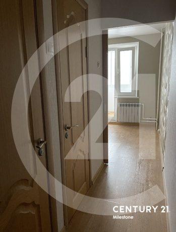 Продаётся 2 комнатная квартира. Общая площадь 57 кв.м.