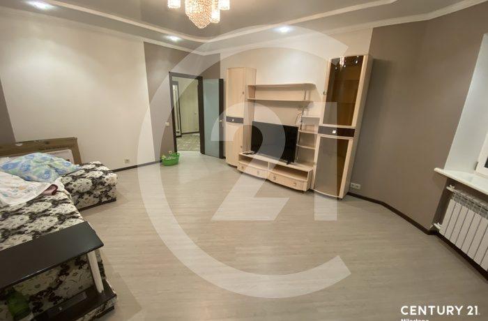 Продается полноценная 3ёх комнатная квартира