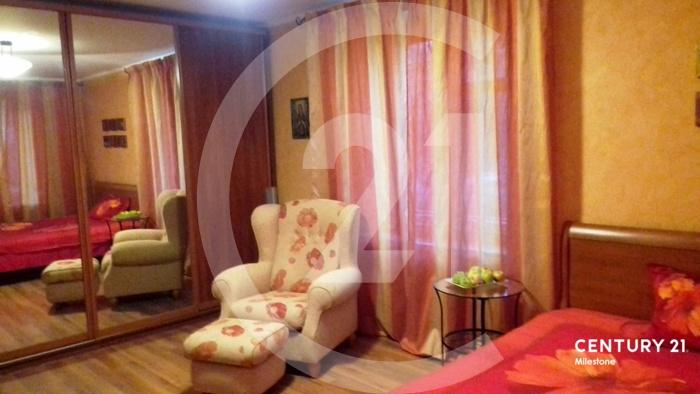 Теплая и уютная квартира