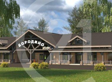 «Бородино Village» - коттеджный поселок бизнес-класса