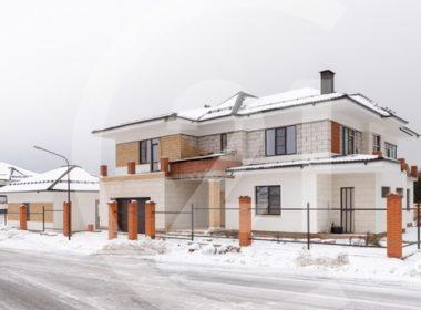 Собственный современный дом в Новой Москве
