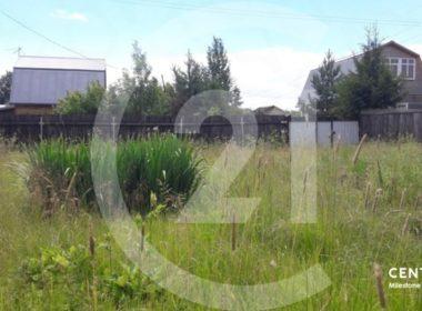 Продаётся земельный участок 1015 кв.м.