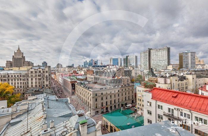 Бриллиант Московской недвижимости!
