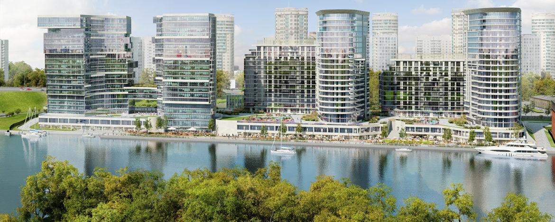 Инвесторы скупают жилье у воды. Лучшая инвестиция в будущее!
