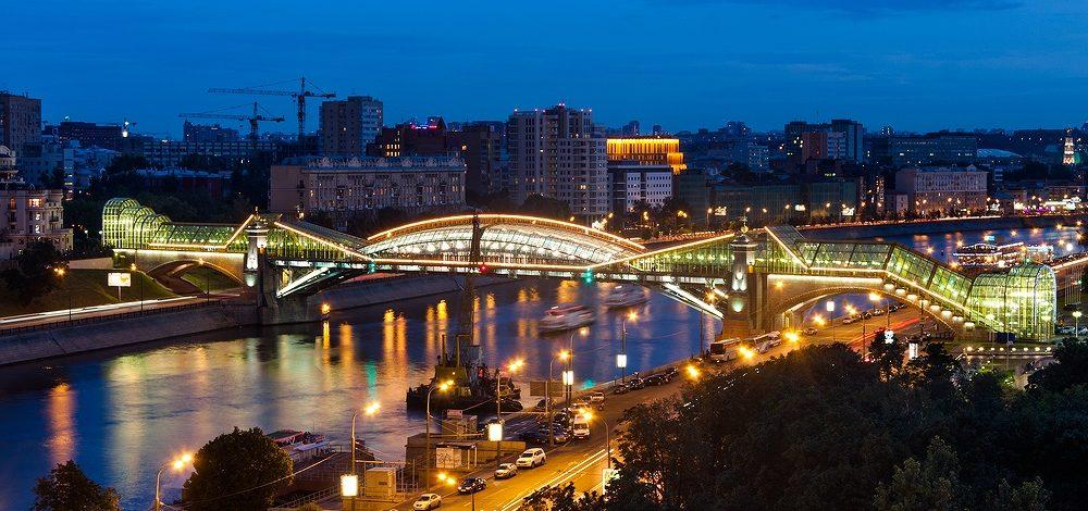 В бывшей промзоне на Бережковской набережной построят более 300 кв. м жилья