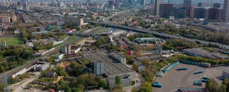 За 10 лет на территории бывших промзон в Москве построено около 19 млн кв. м жилья