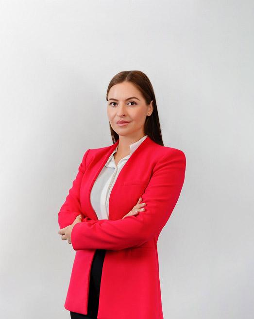 Кишкань Виктория Владимировна