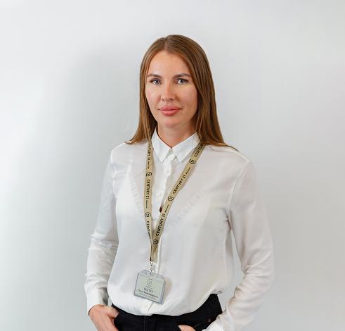 Бехтер Ольга Владимировна