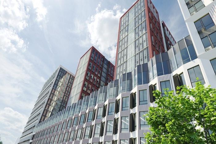 Комплекс апартаментов построят у метро Волгоградский проспект